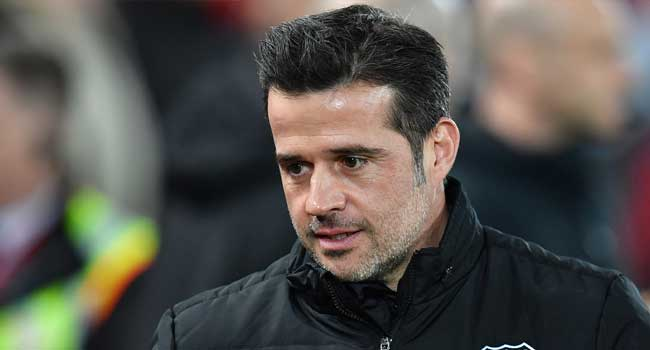 Everton Sack Manager Marco Silva