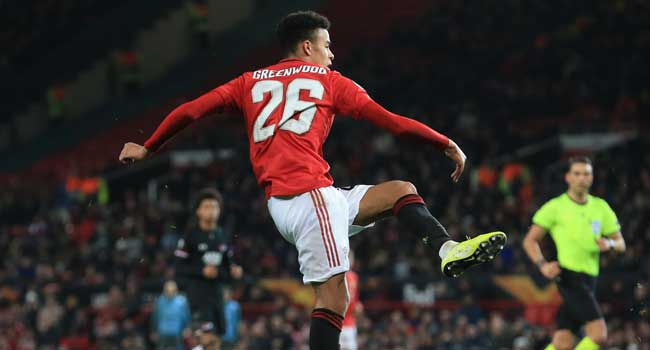 Man United Lucky To Have 'Special Talent' Greenwood, Says Maguire