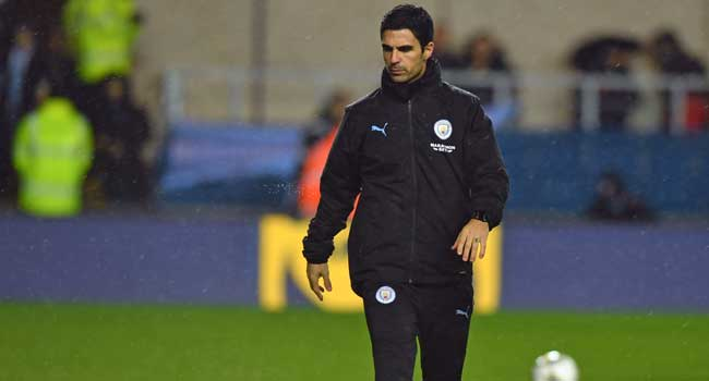 Arsenal Boss Arteta Backs Temporary Substitutes For Head Injuries