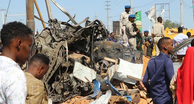 'Devastating': Massive car bomb kills at least 76 in Mogadishu
