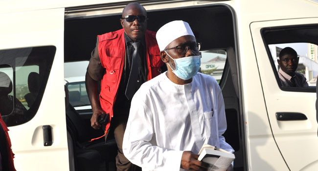 EFCC Detains Adoke Over Malabu Oil Scandal