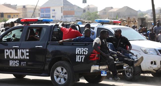 Police Kill One, Arrest Four In Failed Abuja Bank Robbery