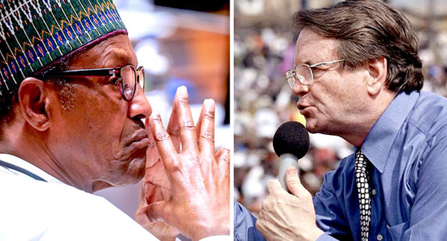 Reinhard Bonnke's Death A Great Loss To Nigeria, Buhari Mourns