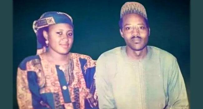VIDEO: Buhari Goes Romantic, Celebrates 30th Wedding Anniversary With Aisha