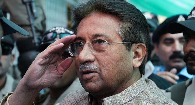 Ex-Pakistan Leader Musharraf Sentenced To Death
