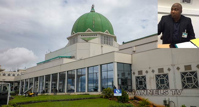 NASS Adjourns Plenary To Honour Late Member, Jafar Auna