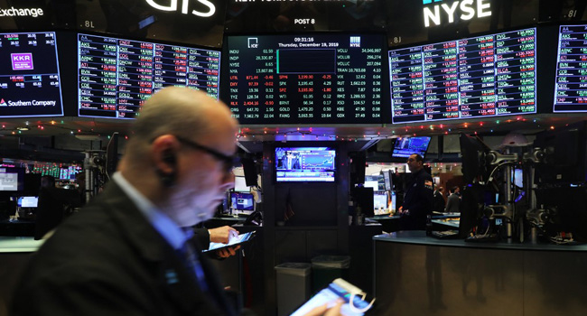 Stocks Slide As US Jobless Data Fuel Economy Concerns