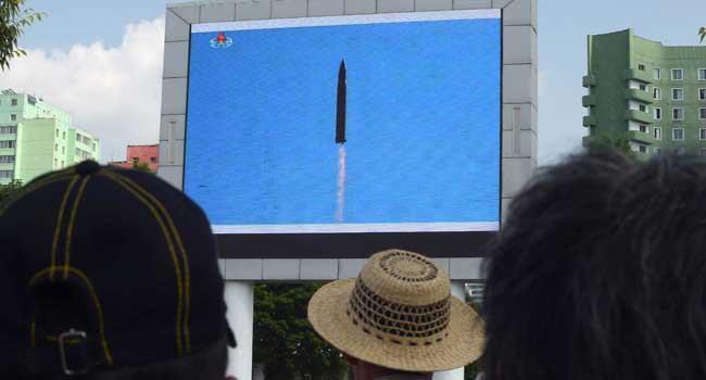 Nuclear: North Korea Conducts 'Crucial Test' – State Media