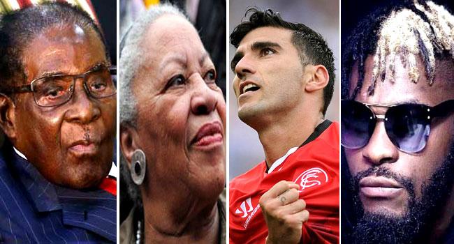Notable Deaths In 2019: Mugabe, Morrison, Reyes, DJ Arafat, Others