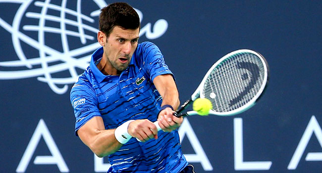 Djokovic Driven By Lasting Legacy, Not Trophy-Hunting
