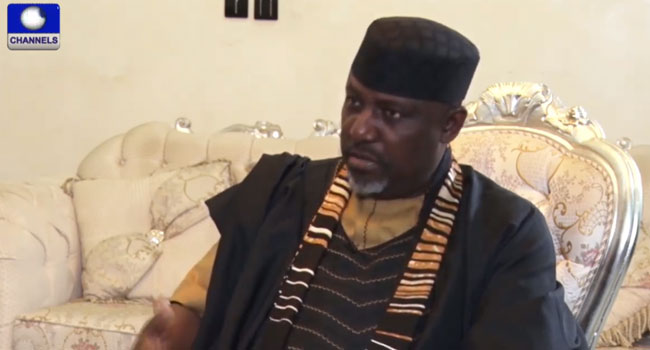 'No One Has Beaten My Record In The History Of Imo State' – Okorocha