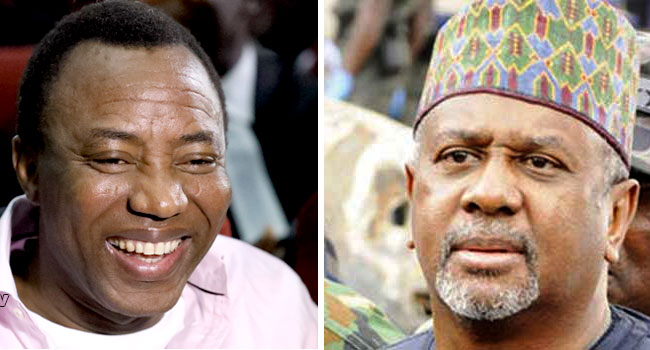 Decision To Detain Dasuki, Sowore Despite Court Orders Backed By Law, Presidency Insists