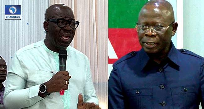 I Am APC Leader In Edo, Oshiomhole Remains Suspended – Obaseki