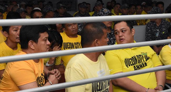 Masterminds Of Philippines' Worst Political Massacre Jailed