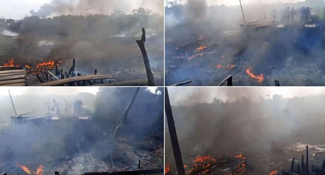 UPDATED: LASEMA Confirms One Killed In Alimosho Pipeline Explosion