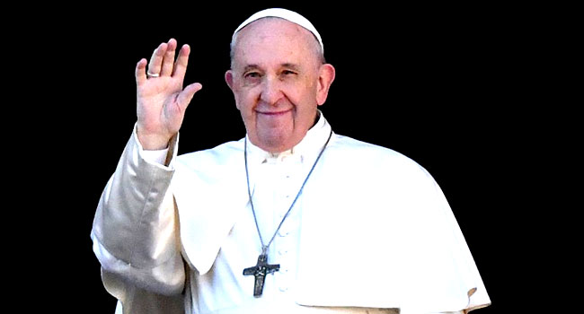 Pope Calls For Peace In Global Flashpoints