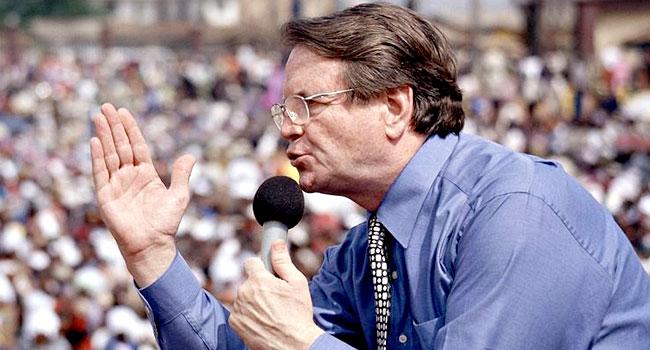 Image result for Popular Evangelist, Reinhard Bonnke dies at 79
