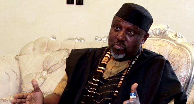 I'm Highly Misunderstood In This Country – Okorocha