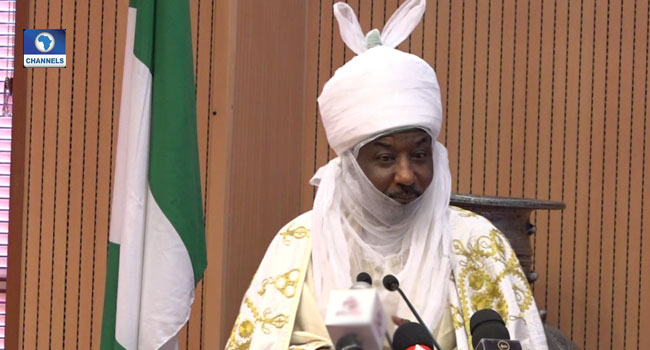 Border Closure: We Cannot Allow Neighbouring Countries Undermine Our Productive Industry, Says Sanusi