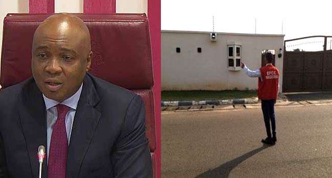EFCC's Action Is Abuse Of Court Process, Says Saraki