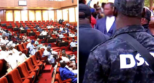 Court Invasion: Senate Investigates Action Of DSS Operatives