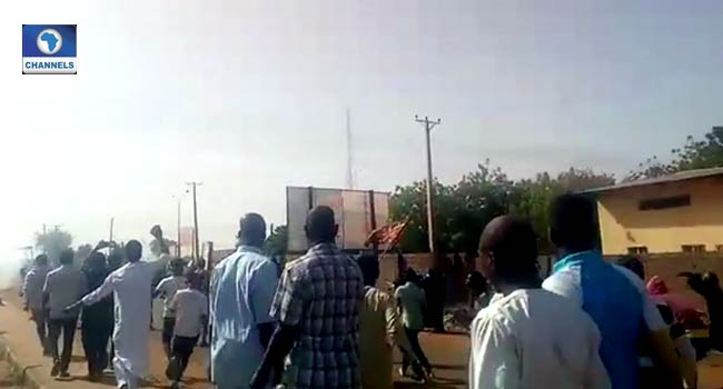 Police, Shiites Trade Blames Over Alleged Killing Of Protester