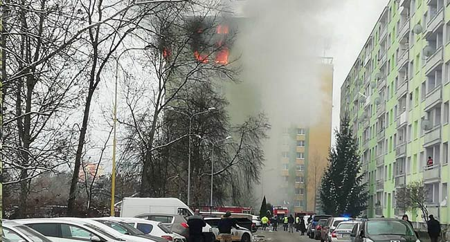 Five Die In Gas Explosion In Slovakia