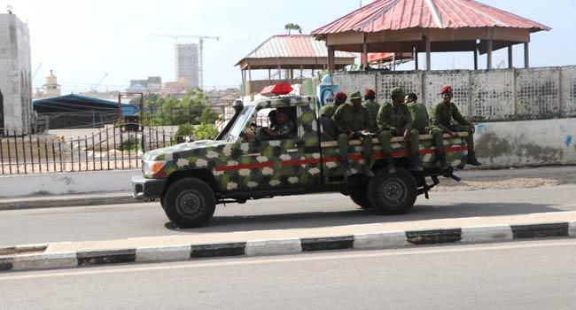 Five Killed In Jihadist Attack On Somalia Army Base