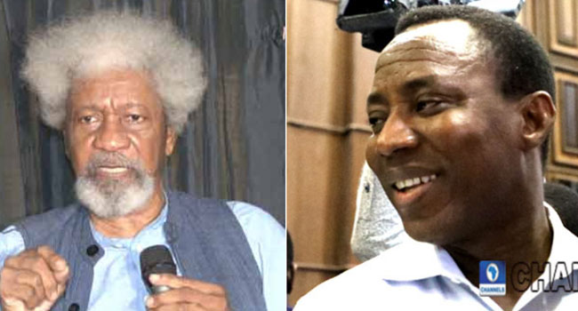 'Sowore Is Not Miyetti Allah', FG Is Treating Judiciary With Disdain – Soyinka