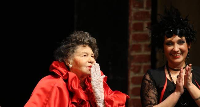 Bulgaria's Oldest Performing Actress Dies At 97