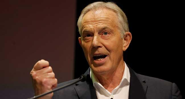 British Ex-PM Blair Blames 'Revolutionary Socialism' For Labour Defeat