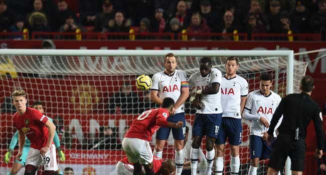 Tottenham Star Son Regrets Losing To United In EPL Clash