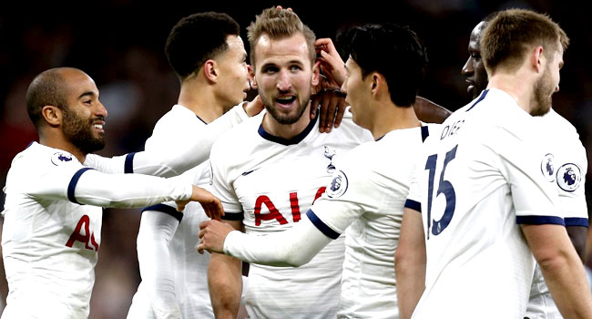 Tottenham Crush Burnley In Five-Goal Showdown