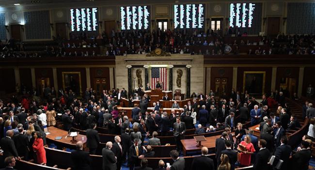 Rep. Tulsi Gabbard votes 'present' on Trump impeachment