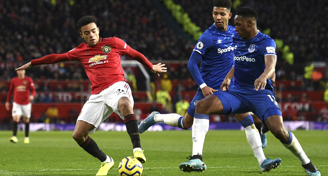 Greenwood's Late Equaliser Rescues United Against Everton