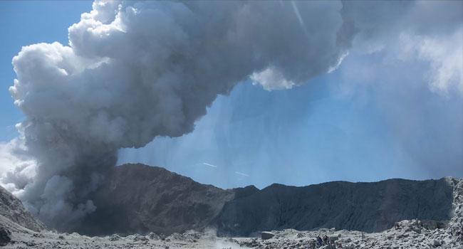 Five Dead In New Zealand Volcano Eruption