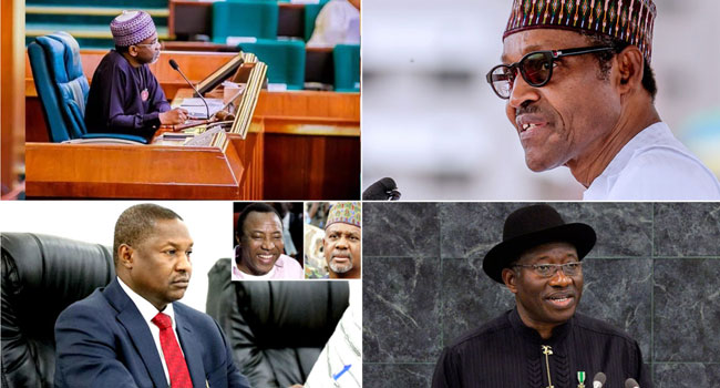 I Was Not Elected To Fight 'Buhari', But Collaborate – Week In Quotes