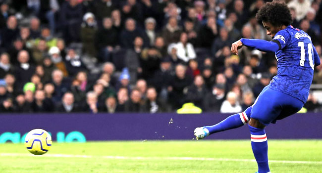 Chelsea Hope To Keep Willian Faith Against Saints