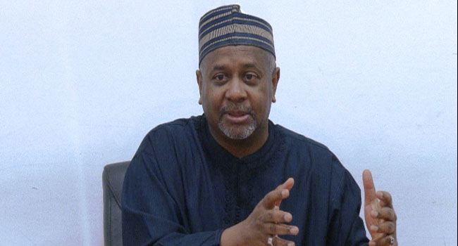 Court Orders Release Of Dasuki's Passport For Renewal