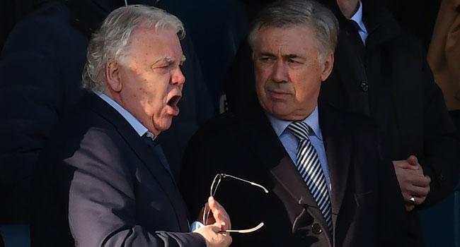 Ancelotti Seeks Everton's Return To Europe