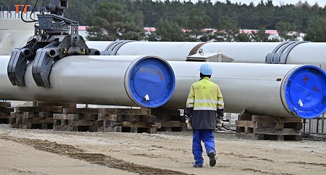 US Congress Approves Sanctions To Halt Russia-Europe Gas Pipeline