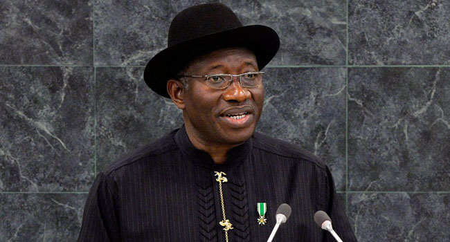 Seize The Moment Of Glory To 'Build Bridges Of Unity', Jonathan Tells Diri