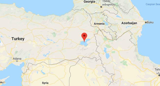 Seven Migrants Die In Turkey Boat Capsize