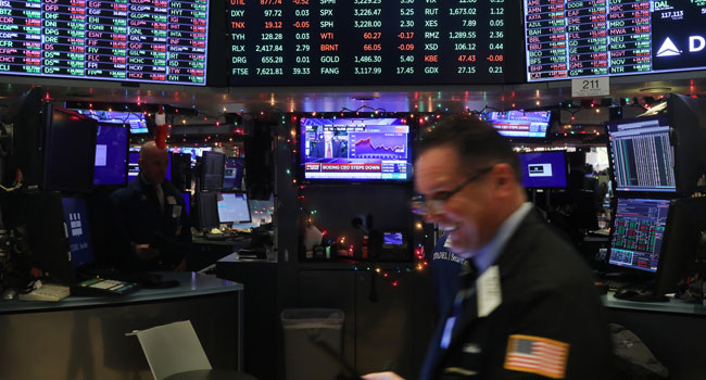 Global Stocks Rise On Hopes For Economic Rebound, Vaccine