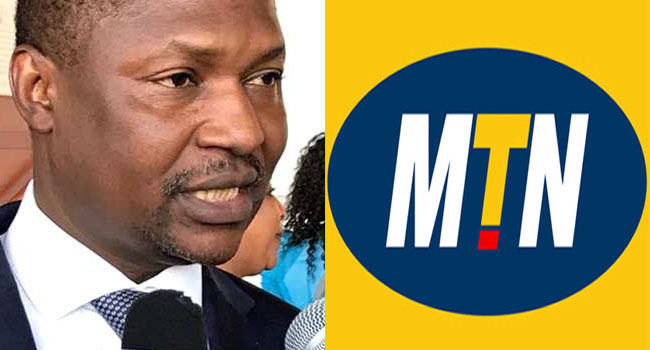 N3bn Fundamental Rights Suit: Court Strikes Out MTN's Case Against AGF