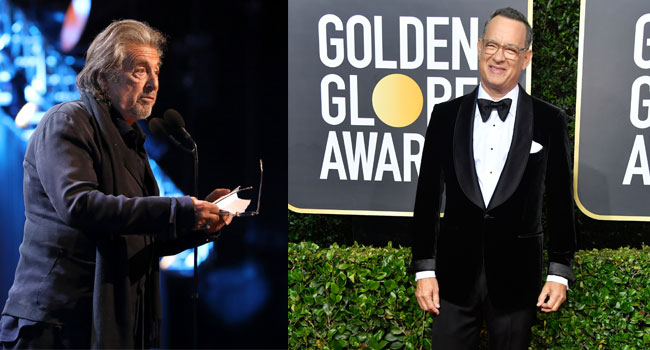 Oscars 2020: Tom Hanks, Al Pacino Among Best Supporting Actor Nominees