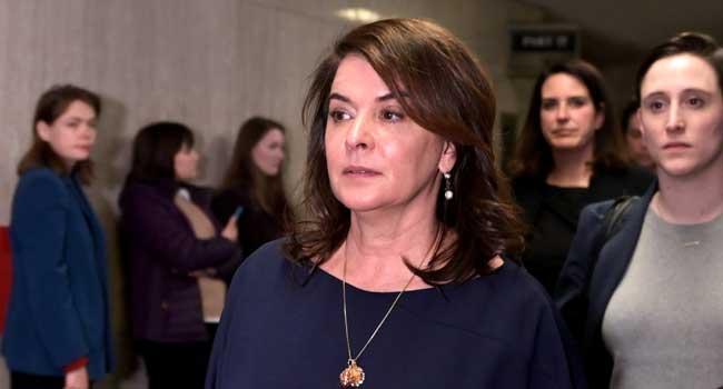 Actress Sciorra Testifies In Weinstein's Rape Trial