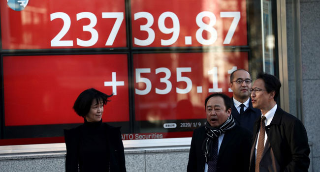 Asian Stocks Extend Gains As US Jobs Trump Virus Worries