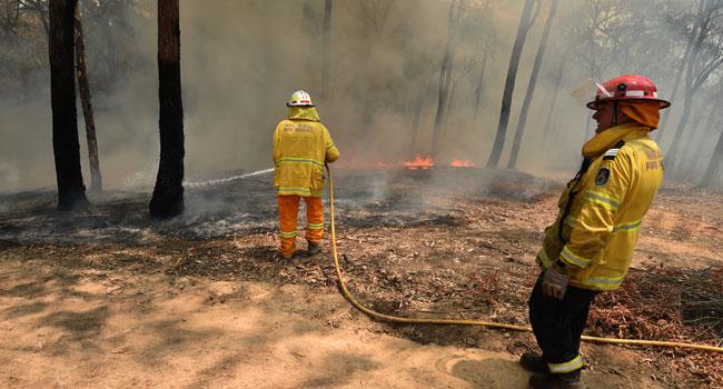 More Than Aus$25mn Raised As Australia Reels From Bushfire Fury