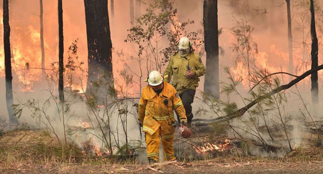 Australia Gives Tourists 48 Hours To Vacate Fire-Ravaged Communities